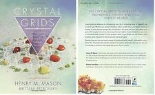 Crystal Grids NEW Book Enhance intuition Improve wealth health relationships