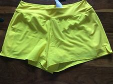 Nike Ladies Running Shorts Large. Dri  Fit