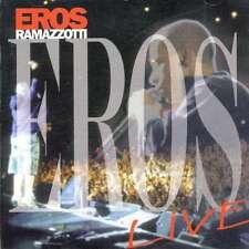 Eros Live - Eros Ramazzotti CD DDD