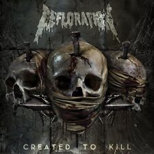 DEFLORATION - Created To Kill DIGI CD NEU