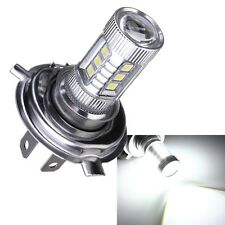 1x LED 8000K 12V H4 80W Headlight DRL Light bulb Motorcycle Truck Light New