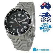 SEIKO SKX007J Cal 7S26 Automatic Stainless Steel MADE IN JAPAN Diver Men Watch
