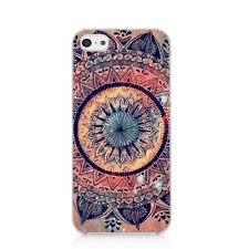 Hipster Mandala Style For iPhone 5 iphone 5S Case Back Cover