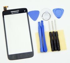 Black Touch Screen Digitizer Glass Lens Replacement For Lenovo S960 W/ TOOLS