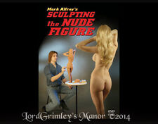 MovieF/X Sculpting the Nude Figure DVD Halloween Prop Horror by Mark Alfrey