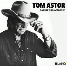 TOM ASTOR  -  Lieder zum Anfassen  (2015)  OVP