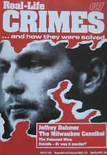 Real-Life Crimes Issue 67 - Jeffrey Dahmer The Milwaukee Cannibal