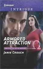 Armored Attraction (Omega Sector: Critical Response) by Crouch, Janie, Good Book