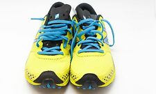 NEW BALANCE XC900 NEON YELLOW NEON BLUE TRACK & FIELD CLEATS 12 SPIKES 9 G TC13