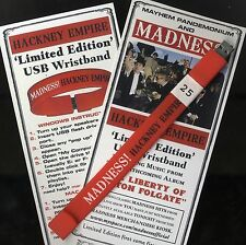 MADNESS - NORTON FOLGATE LIVE ALBUM 25/06/08 - LIMITED EDITION OF 500 ONLY