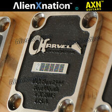 Charvel 1988-89 Neck Plate Vintage Model Series