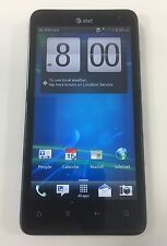 Verizon HTC Vivid X710a Black USED / NO BATTERY OR BATTERY DOOR