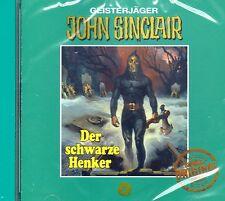 JOHN SINCLAIR - Der schwarze Henker - Neuauflage Tonstudio Braun CD