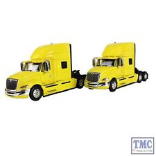 60-0292 First Gear 1:64 SCALE International ProStar+ High-Roof Sleeper Tractor Y