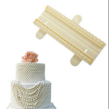 Fondant Cake Gum Paste Bead Cutter Pearl Sugarcraft Decorating Mold Tool XEAC