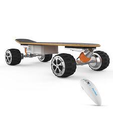 Airwheel M3 Electric Skateboard Motorizes Moped 4 Wheels