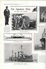 1903 With The Army And Navy Of Japan 1