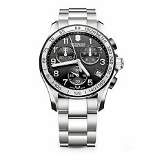 Victorinox Swiss Army Watch Chrono Classic 241403 chronograph quartz mens