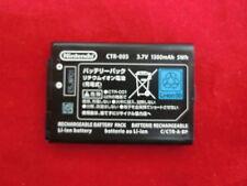 Nintendo batería original para 3ds y 2ds, ctr-003 (también para Wii U Pro Controller)