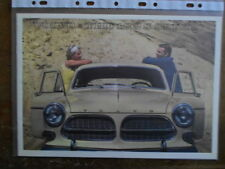 VOLVO 122S SERIES orig 1963 USA Mkt Prestige Sales Brochure - 120 Amazon