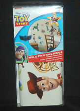 York Disney Pixar Toy Story Pell Stick Wall Decals Glow Dark