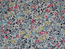 "LIBERTY OF LONDON TANA LAWN FABRIC DESIGN ""Nina Taylor"" 1.2 metres (120 cm)"