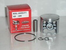 JONSERED 2077, 2083II, 52MM PISTON KIT, REPLACE PART # 503420802, HIGH QUAILTY