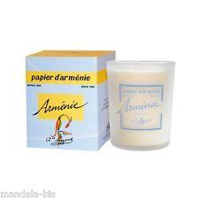 Bougie ARMENIE (Le Papier d'arménie Candle)