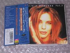 Kylie Minogue Kylie s Remixes vol 2 japan version