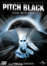 PITCH BLACK, Planet der Finsternis (Vin Diesel) NEU+OVP