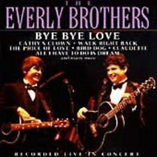 The Everly Brothers-Bye Bye Love CD