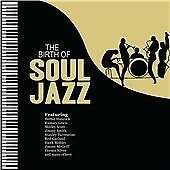 Various Artists The Birth Of Soul Jazz CD ***NEW***