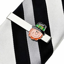 Irish Tie Clip - Celtic Gifts - Tie Clasp - Business Gifts - Handmade - Gift Box