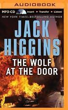 Sean Dillon: The Wolf at the Door 17 by Jack Higgins (2014, MP3 CD, Unabridged)