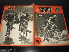 LO SPORT 1951/12=TOUR DE FRANCE=GINO BARTALI=FAUSTO COPPI=DUILIO LOY=