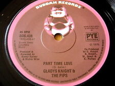 """GLADYS KNIGHT & THE PIPS - PART TIME LOVE    7"""" VINYL"""