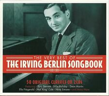 THE VERY BEST OF THE IRVING BERLIN SONGBOOK - 2 CD BOX SET - ALWAYS & MORE