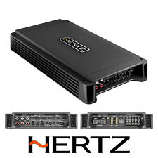 HERTZ HCP5D HCP 5D 1500 WATT 5 CHANNEL SPEAKER & SUBWOOFER BASS POWER AMPLIFIER