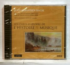 VICTOR YORAN - JS BACH suites for cello solo nos.1 & 2 EFSA CD STILL SEALED