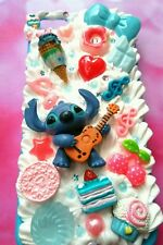 Samsung Phone case with Decoden bling Stitch n Scrump ALL models Note 5 4 S6 5..