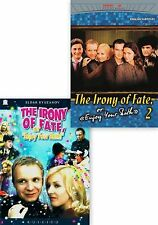 IRONIYA SUDBY 1 & 2 (Irony Of Fate, Or Enjoy Your Bath! 1 & 2 2DVD.SUBTITLES:ENG