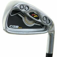 TAYLORMADE R7 CGB MAX 6 iron Reax 55 Gram Regular Flex Graphite LH EXCELLENT