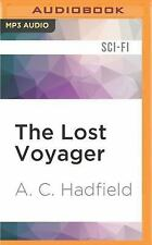 A Carson Mach Adventure: The Lost Voyager by A. C. Hadfield (2016, MP3 CD,...
