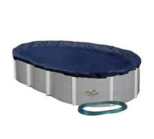 16' x 32' OVAL Economy Aboveground Swimming Pool Winter Cover 8 Yr. Warranty