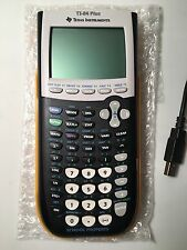 New TI-84 Plus Graphing Calculator - School Bus Yellow Edition