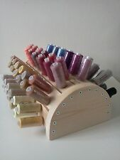 Sewing Thread Organiser Rack 72 Spool Storage Holder Threadgehog