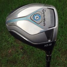TaylorMade JETSPEED Driver 10.5 Degree Regular Flex Matrix Velox T 49 Gram Shaft