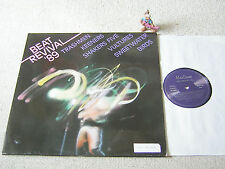 BEAT REVIVAL ´89 LP + FOC MULTISOUND 2001, TRASHMEN BIRDS SHAKERS FIVE KEENERS