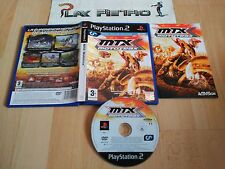 PLAY STATION 2 PS2 MTX MOTOTRAX COMPLETO PAL ESPAÑA