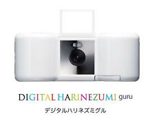 NIB Superheadz DIGITAL HARINEZUMI Guru 2+++ Camera White LOMO Vintage Hedgehog